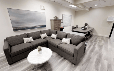 Our state of the art facility has a spa-like environment to keep patients feeling relaxed